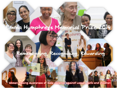 Emma Humphreys Award nominees