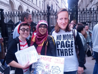 Wally, Harry Potter and David Cameron back the campaign!