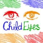 childs eyes