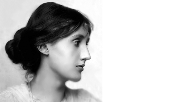 virginia woolf banner