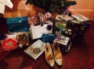 Ooooh! So many goodies (minus the shoes!).