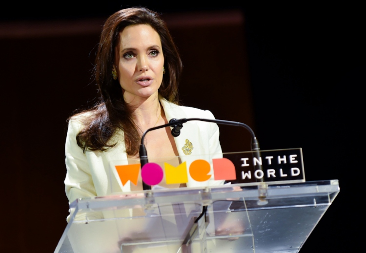 The 2015 Women In The World Summit,  Lincoln Center, New York City; 4/24/2015