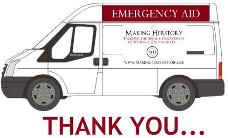 MH aid truck