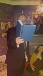 Secret Agent Michael Smith gives us a reading...