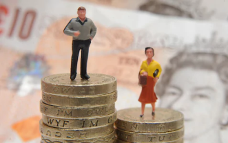pension pay gap 1